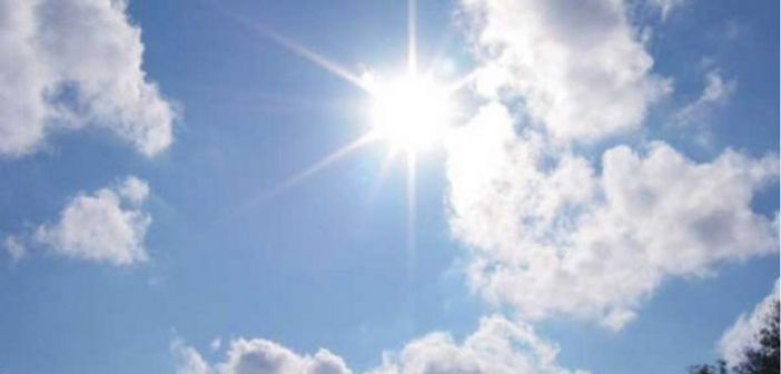 Καιρός: Ηλιοφάνεια το Σάββατο