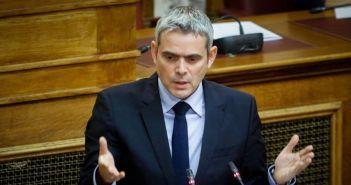 Επικοινωνία Κ. Καραγκούνη με τον Διοικητή του ΟΑΕΔ για εργασιακά ζητήματα