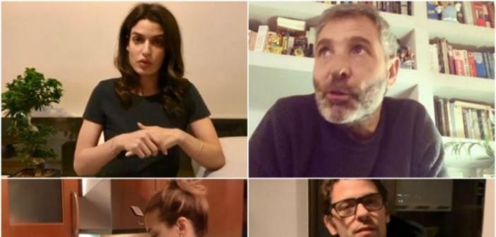 Κορωνοϊός – Μένουμε Σπίτι: Διάσημοι στη «μάχη» κατά της πανδημίας (VIDEO)