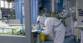 Ιταλία: Ακόμη μία «μαύρη» σελίδα με εκατοντάδες θανάτους από κορονοϊό σε 24 ώρες