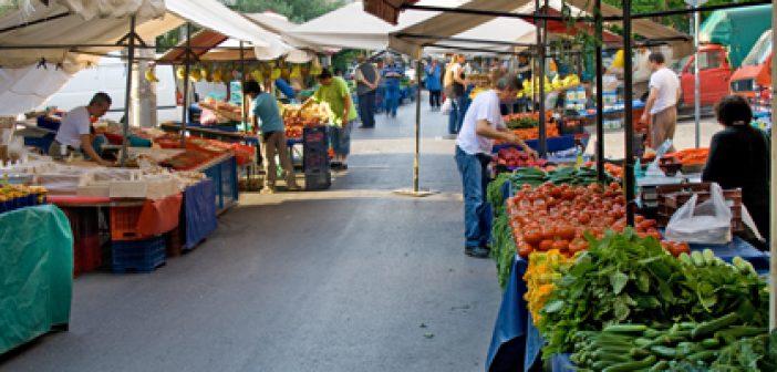 Αγρίνιο: Η λειτουργία των λαϊκών αγορών από την Δευτέρα 6/04/2020 έως και το Σάββατο 11/04/2020