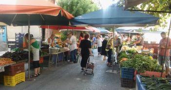 Ανακοίνωση για την λειτουργία των λαϊκών αγορών του Δήμου Ι.Π. Μεσολογγίου
