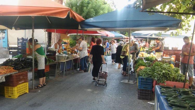 Ναύπακτος: Αυστηρά μέτρα στη λαϊκή αγορά για την προστασία των ...