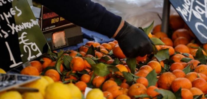 Πώς θα λειτουργεί η λαϊκή αγορά Ναυπάκτου έως και τις 25 Απριλίου