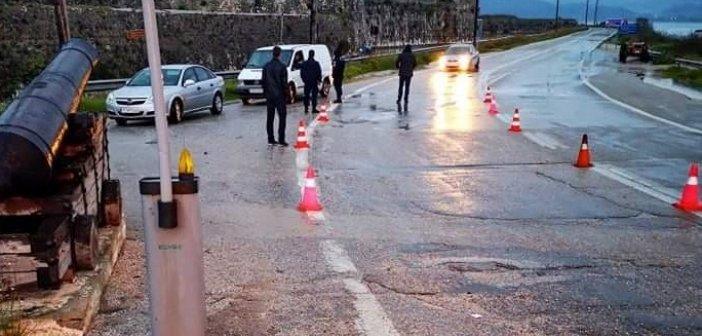 Ξεκίνησαν οι έλεγχοι στην πλωτή γέφυρα της Λευκάδας