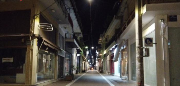 Βουβή πόλη το Μεσολόγγι (VIDEO)