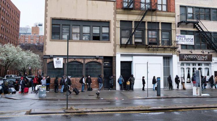 Κορωνοϊός: Η Νέα Υόρκη στα «χνάρια» της Ουχάν – 965 νεκροί, σχεδόν 60.000 επιβεβαιωμένα κρούσματα
