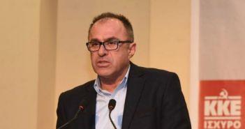 Κ.Κ.Ε.: Ομιλία Νίκου Παπαναστάση στον Αστακό