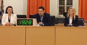 Πρώτη συνάντηση πολιτιστικών συλλόγων και τοπικών Προέδρων των δημοτικών ενοτήτων του δήμου Αγρινίου (ΔΕΙΤΕ ΦΩΤΟ)