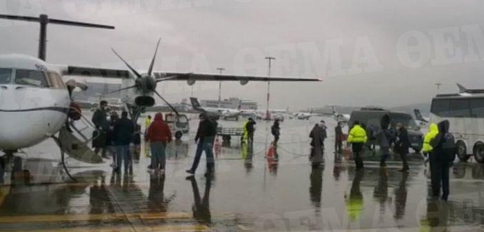 Κορωνοϊός: Επέστρεψαν οι Έλληνες επιβάτες από Κωνσταντινούπολη – Σε καραντίνα σε ξενοδοχείο