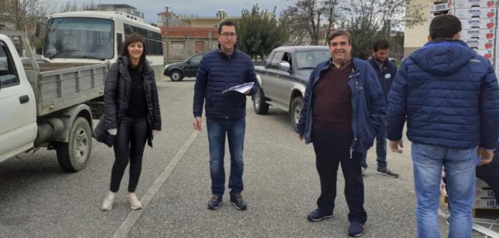 Αγρίνιο: Δωρεάν διάθεση 4,5 τόνων φράουλας (ΔΕΙΤΕ ΦΩΤΟ)