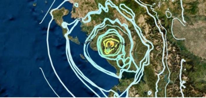 Σεισμός στην Πάργα: Πώς είναι η εξέλιξη της δραστηριότητας μια εβδομάδα μετά
