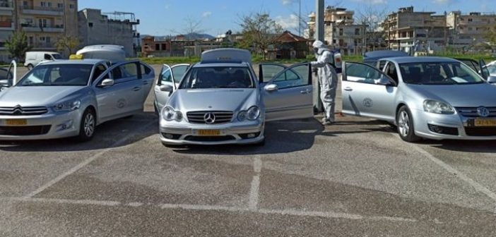 Αιτωλοακαρνανία – ΚΤΕΛ – Ταξί: Δραματική μείωση και πριν από την απαγόρευση της κυκλοφορίας