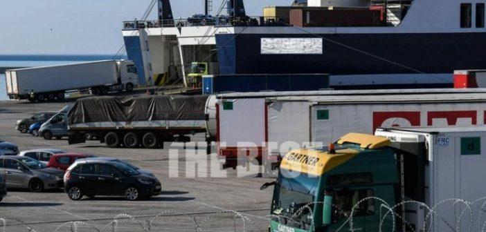 Δυτική Ελλάδα: Νεκρός σε καμπίνα πλοίου της γραμμής Πάτρα – Ανκόνα 53χρονος Πατρινός