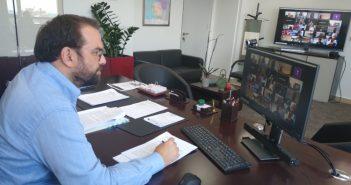 Ν. Φαρμάκης: «Για εμάς η Δυτική Ελλάδα δεν είναι το τέλος του δρόμου, είναι η αρχή της ανάπτυξης»
