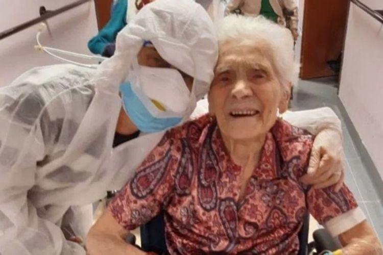 Ιταλία: Γιαγιά 104 ετών επιβίωσε από την ισπανική γρίπη και τον κορονοϊό!