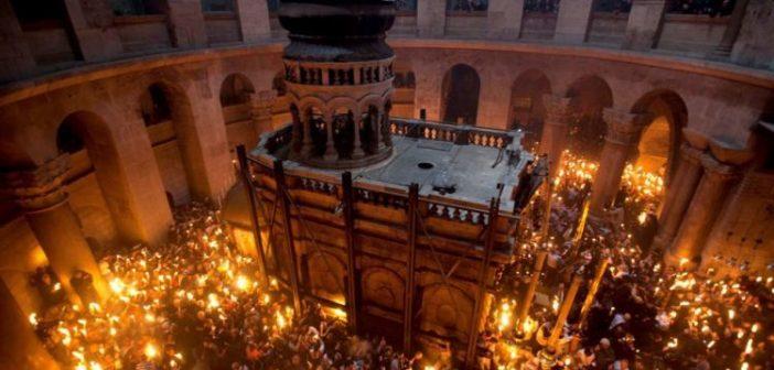 Κορωνοϊός: «Λουκέτο» στον Πανάγιο Τάφο ύστερα από 671 χρόνια