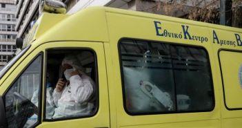 Κορωνοϊός: Σταθερή η κατάσταση στο νοσοκομείο της Πάτρας – Τρεις ασθενείς σε σοβαρή κατάσταση