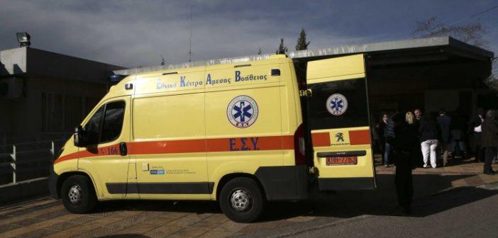 Δυτική Ελλάδα: Μυστήριο με την πτώση βρέφους 5 μηνών από τον 1ο όροφο – Ανακρίνονται οι γονείς