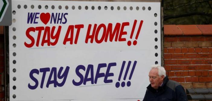 Εφιάλτης στην Βρετανία: Υπολογίζουν από 20.000 ως 50.000 θανάτους από τον κορονοϊό