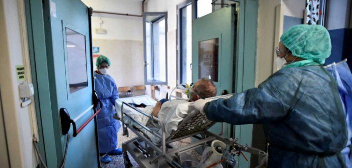 Κορονοϊός: 323 νεκροί και 2.086 κρούσματα το τελευταίο 24ωρο στην Ιταλία