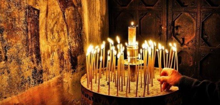 Χαμός σε εκκλησία της Ναυπάκτου: Ιερέας αρνήθηκε να κοινωνήσει παιδάκι επειδή είχε βαφτιστεί στην Μονή της Σκάλας