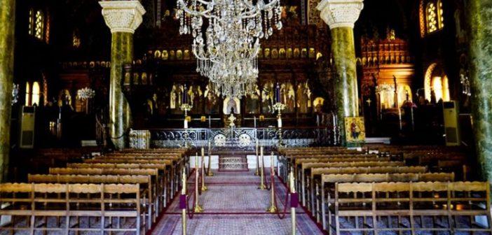 Κορωνοϊός: Λειτουργίες κεκλεισμένων των θυρών το Πάσχα – Δημοσιεύτηκε η απόφαση για τις Εκκλησίες