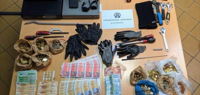 Τα συγχαρητήρια της Ένωσης Αστυνομικών Υπαλλήλων Ακαρνανίας για τη σύλληψη του διαρρήκτη των Φαρμακείων