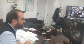 """Ν.Φαρμάκης: """"Να μην γίνει δεκτή η αίτηση ακύρωσης της υπουργικής απόφασης – Θα έχει ολέθριες επιπτώσεις στον πρωτογενή τομέα της Αιτωλοακαρνανίας"""""""