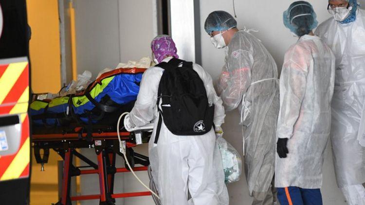Κορωνοϊός στη Γαλλία: Δραματική αύξηση στους νεκρούς – 833 νέοι θάνατοι