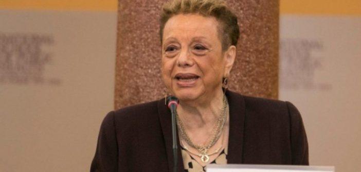 Ελένη Γιαμαρέλλου: Όταν ανοίξουν οι εκκλησίες θα πάω να κοινωνήσω