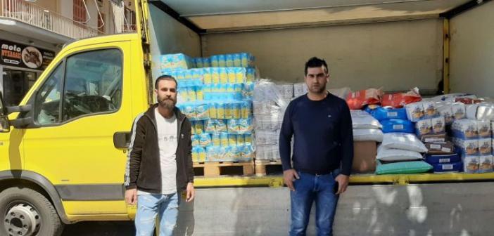 Δήμος Αγρινίου: Συνεχίζεται η συγκέντρωση τροφίμων και ειδών πρώτης ανάγκης για τους ωφελούμενους του «Βοήθεια στο σπίτι» (ΦΩΤΟ)