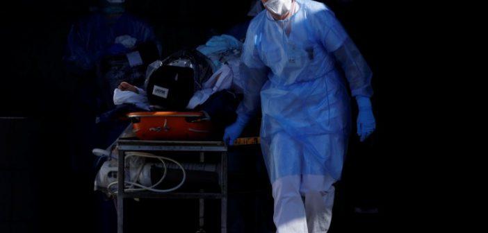 Γαλλία: Πάνω από 24.000 οι νεκροί από κορονοϊό
