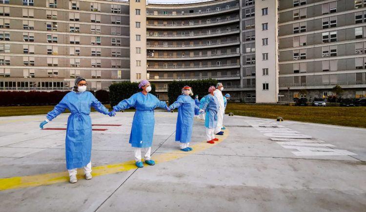 Ιταλία: 542 νεκροί από τον κορονοϊό – Αύξηση στα κρούσματα! Σε μια ημέρα 3.836