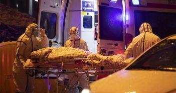 Κορωνοϊός στη Γαλλία: Μεγαλώνει ο τραγικός κατάλογος – 541 νεκροί μόνο στα νοσοκομεία