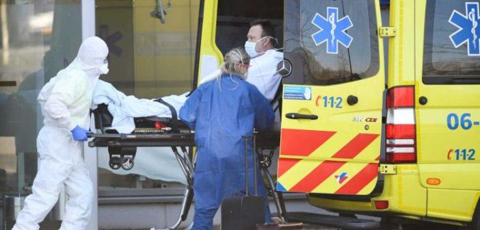 Ο κορονοϊός σκότωσε 148 άτομα σε μια μέρα στην Ολλανδία