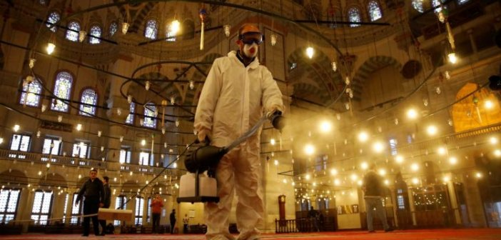 Τουρκία: Έφτασαν τους 2.805 οι νεκροί από τον κορονοϊό