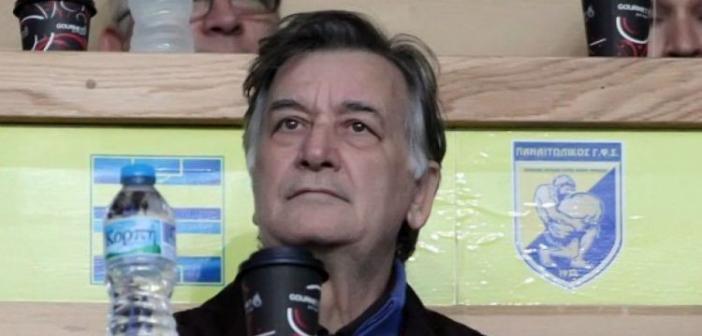 Κωστούλας: «Απαιτείται κεντρική διαχείριση»