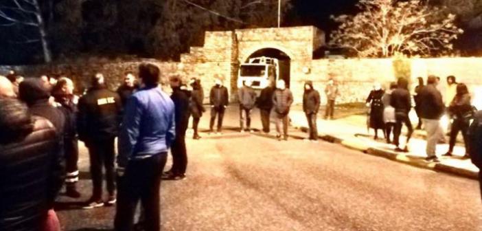 """Τάκης Κοτσώριος: """"Φιάσκο"""" οι χθεσινές κινητοποιήσεις στο Μεσολόγγι"""