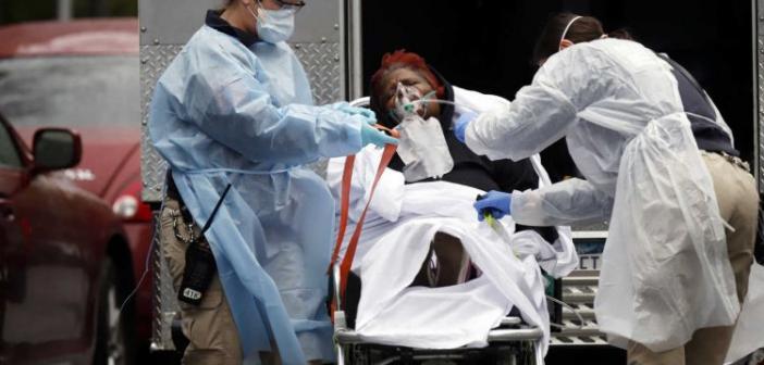 Αδιανόητο! Σχεδόν 2.000 νεκροί στις ΗΠΑ σε ένα 24ωρο από κορονοϊό