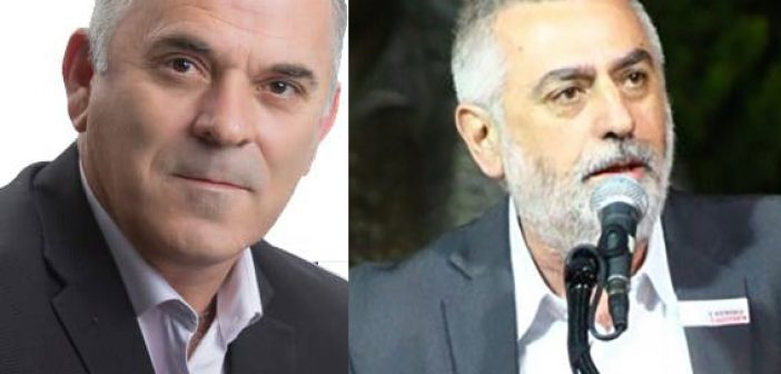 Παπαδόπουλος – Λαγούδης και στη μέση Νοσοκομείο και ΔΕΥΑΜ