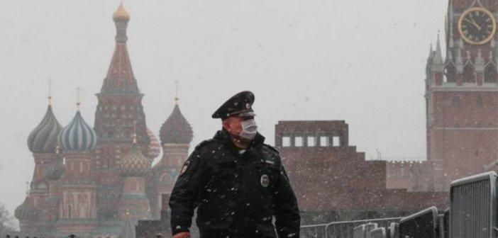 Ρωσία: Σχεδόν 6.000 νέα κρούσματα σε 24 ώρες