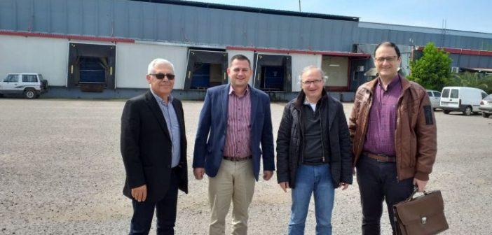 Ο Αντιπεριφερειάρχης Αγροτικής Ανάπτυξης επισκέφτηκε σφαγεία στην Αιτωλοακαρνανία