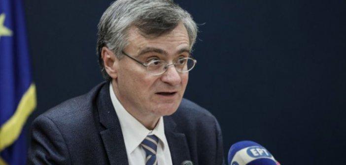 Τσιόδρας: 4 νέα κρούσματα κορονοϊού στην Ελλάδα