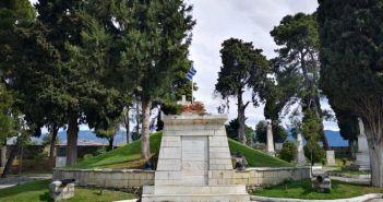 «Σιωπηλός» ο φετινός εορτασμός των 194 χρόνων από την Έξοδο του Μεσολογγίου