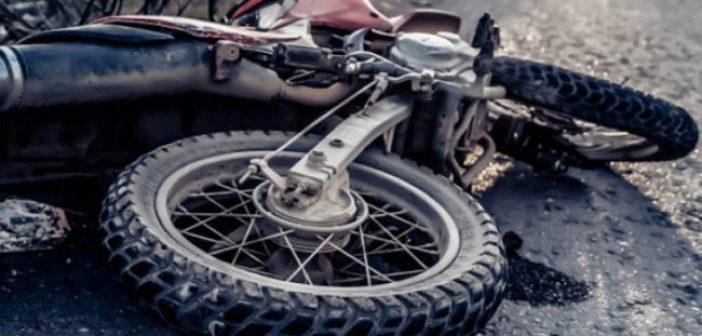 Αμφιλοχία: Τροχαίο με τραυματισμό μοτοσικλετιστή και εμπλοκή μεθυσμένου οδηγού
