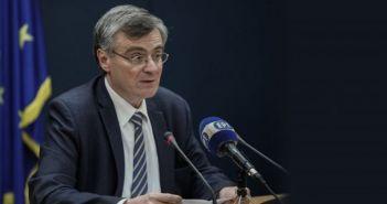 Σωτήρης Τσιόδρας: «Ανησυχώ πολύ για τα κρούσματα»