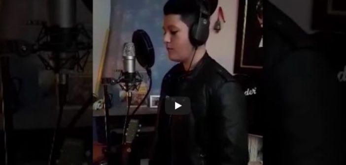 Ο Δεκαπεντάχρονος με την εκπληκτική φωνή από την Ναύπακτο (VIDEO)