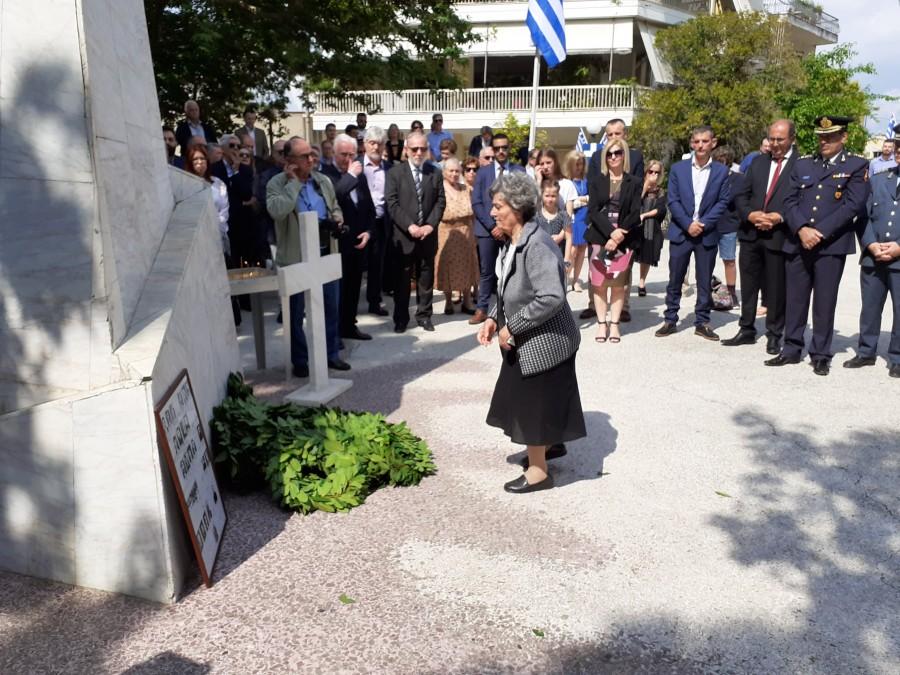 Δήμος Αγρινίου: Με κάθε επισημότητα τελέστηκε το Μνημόσυνο, στη ...