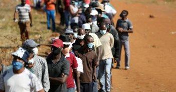 Η Αφρική έσπασε το φράγμα των 100.000 κρουσμάτων κορονοϊού